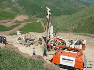 Geological Exploration At Dastakert
